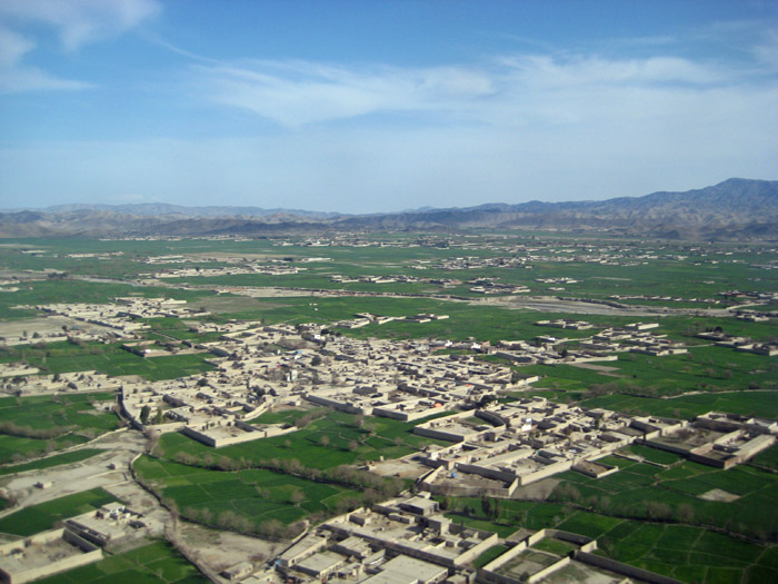 Khowst Countryside