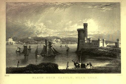 015- Castillo de Black Rock cerca de Cork Irlanda