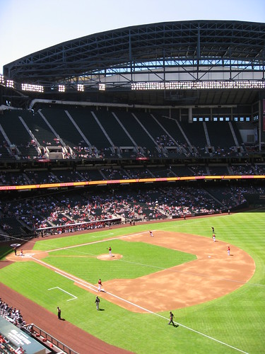 Sunny Day @ Chase Field