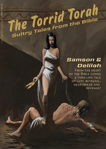Samson & Delilah Cover
