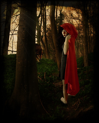 Little Red Riding Hood by GettysGirl.