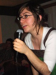 hairy arms (melissamurphy1989) Tags: friends party hairy woman hot sexy girl female night women singing arms guitar band babe melissa teen murphy bras hirsute poilu