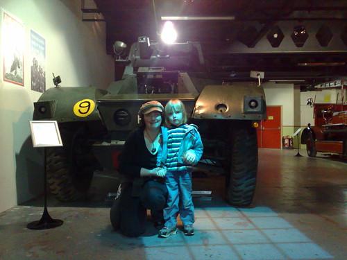 Soldier Tank