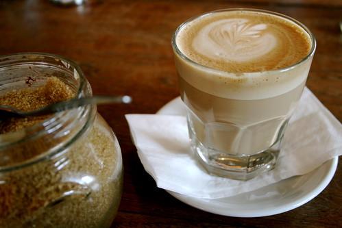 Tuesday: Coffee avec ma famille
