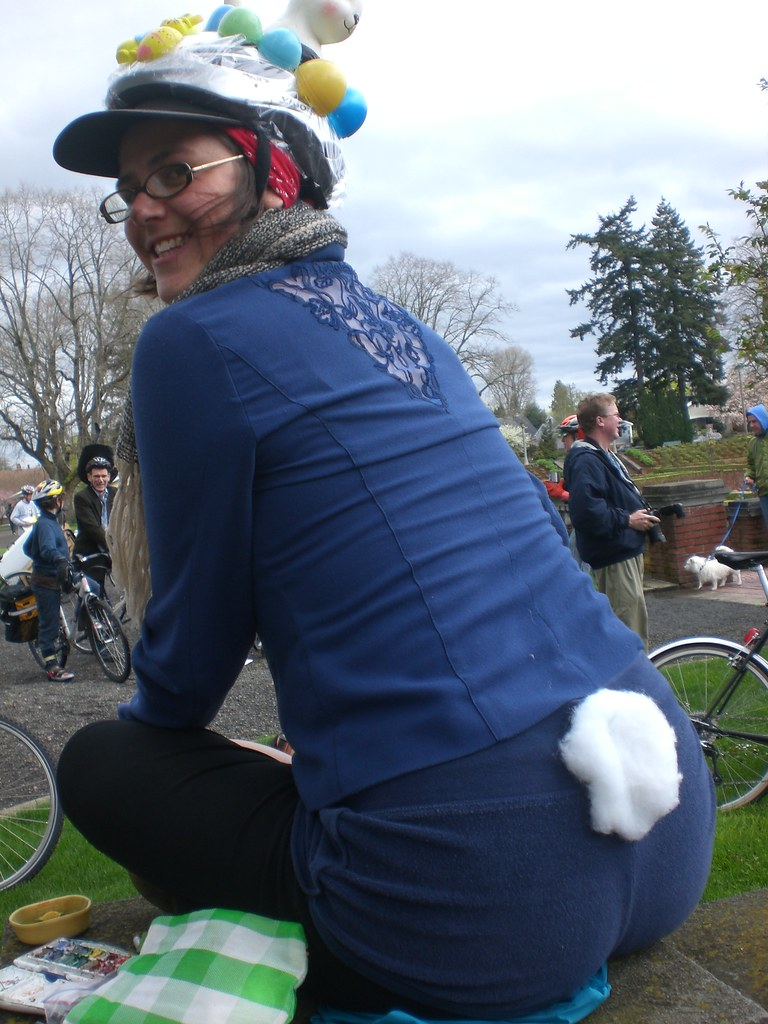 6th Annual Bunny on a Bike Ride