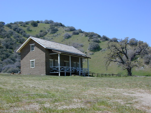 Fort Tejon House