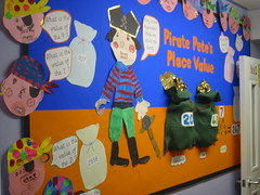 Pirate Pete's Place Value