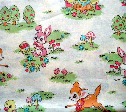 new bunny fabric