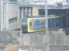 Manila Philippines LRT1.Gen3.1216.Carriedo Station (TimBo's pics) Tags: manila lightrail 1216 3rdgeneration carriedo lrt1