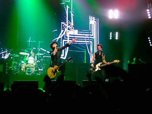 Green Day At The Fox Theater