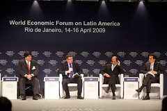 Global Economic Uncertainties - World Economic Forum on Latin America 2009 (World Economic Forum) Tags: brazil latinamerica riodejaneiro geotagged bra wef 2009 worldeconomicforum brazil09 geo:lat=2299806151 geo:lon=4325847387