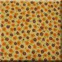 Tiny Floral Rib Knit