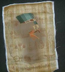 W.i.p. Nefertiti - 15/04/09