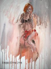 Art Erotica 2009 Pose 1