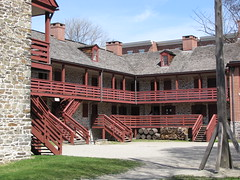 Old Barracks Museum (Itinerant Wanderer) Tags: newjersey revolutionarywar trenton 1758 frenchandindianwar oldbarracks