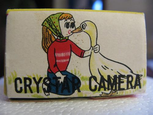Crystar camera