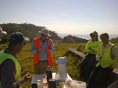 The Boss demonstrates Tim-Tam slammers (GreenGymPMQ) Tags: portmacquarie tackingpoint greengym