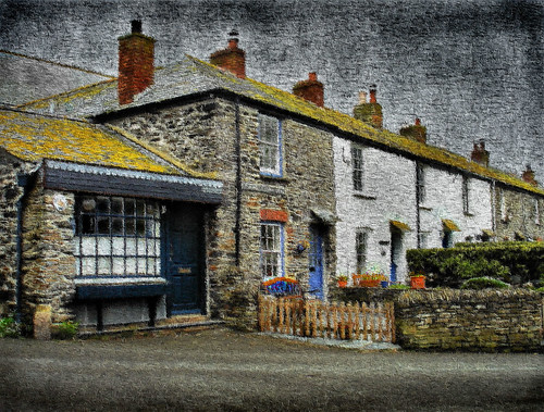 Port Isaac Impression