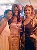 Leola Westbrook, Laverne Cox and Calpernia Addams at the 2009 <a href=