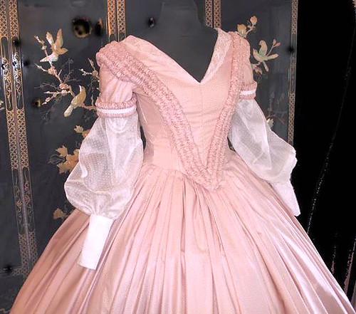 Flickriver: Photoset \'North and South Pink Gown\' by scarlett283