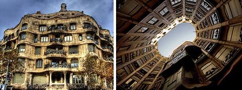 'La Pedrera' de Gaudí