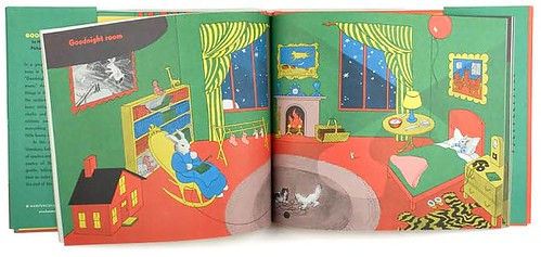 Top 100 Picture Books #4: Goodnight Moon by Margaret Wise Brown, illustrated by Clement Hurd