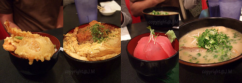 Ramen & Rice Combo