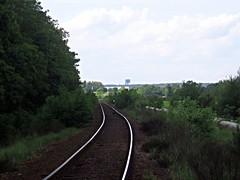 2009-05-20-13-04-14-5 (poprostuflaga) Tags: spring mine poland polska railway 2009 wiosna kopalnia linia kolejowa
