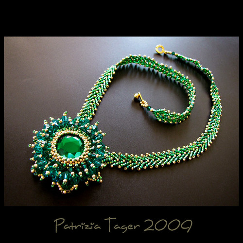 Emerald Queen - Necklace