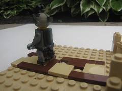 US Army Ranger Squad Leader (ShkAdAw) Tags: army us ranger lego rangers specialforces minifigure brickarms