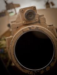 Looking down the Barrel (Craig Hall Photography) Tags: tank barrel boom arr abrams australianarmy m1a1 m1a battletank
