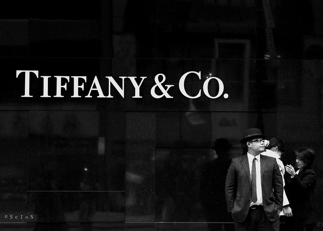 [Ginza] Tiffany & Co.