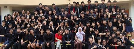 Zat & The Temasek Wind Ensemble!