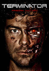 Terminator - Fredrik Hytten (Glenn Meling) Tags: fiction red eye face sarah photoshop canon john movie poster skeleton skull robot cut bees glenn alien arnold schwarzenegger fake machine connor manipulation science movieposter future scifi unreal cyborg terminator fredrik scar salvation scars hytten karlsen skynet t800 endoskeleton 40d abr800 eliteimages terminatorsalvation photoshopcreativo temrinator
