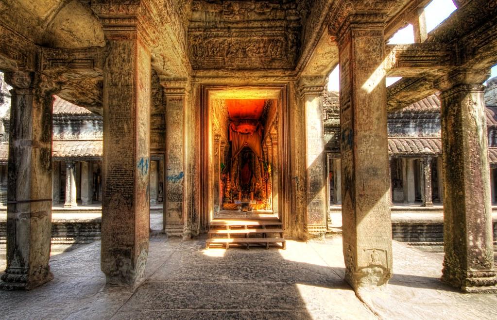 The Treasured Shrine