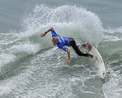 John John Florence (ScottS101) Tags: california cali surf waves pacific surfer huntington competition surfing professional teen blond surfboard hawaiian pro athletes athlete prodigy olas hb wetsuit ola teenage competitor surfista beachwave huntingtonbeach allrightsreserved scottsansenbach2009 johnjohnflorence usopenofsurfing