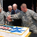 CSA General Casey, Secretary of the Army Pete Geren, SMA Kenneth Preston