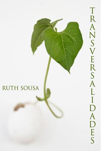 convite para a mostra transversalidade com foto da obra de ruth souza