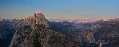 Photo of the Day: Glacier Point view, Yosemite National Park by Gary Denham