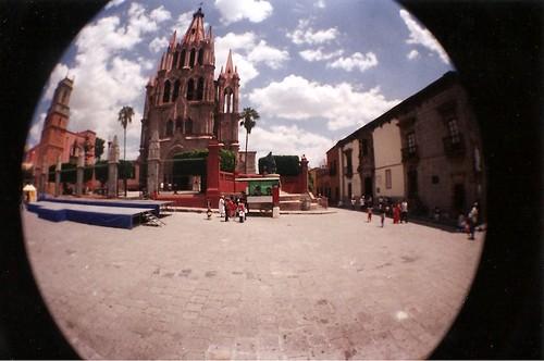 Iglesia @ San Miguel de Allende, Guanajuato