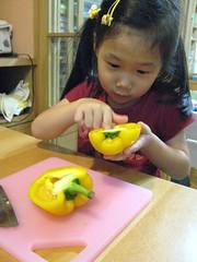 20090602-zozo研究黃椒內的種子