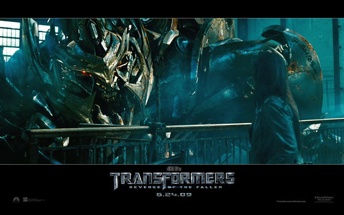 Wallpaper Transformers 2 Megatron