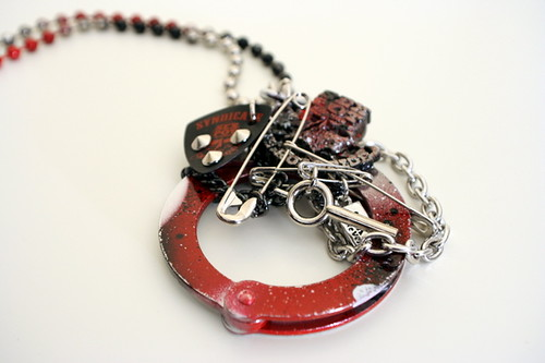 A.I. Crazy Necklace by SEX POT ReVeNGe