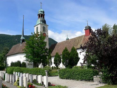 Wallfahrtskirche Oberdorf, Solothurn