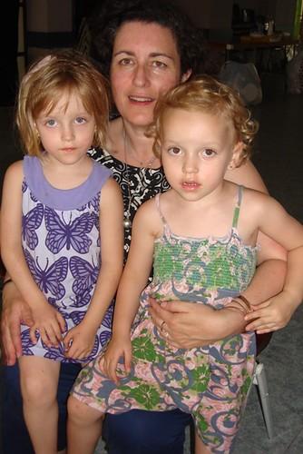 Merendola ALBA Lactancia Materna 2009