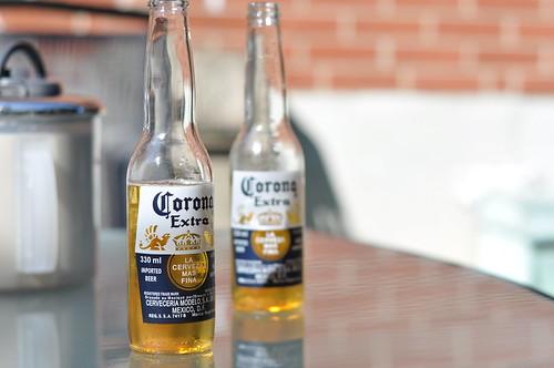 Corona in the sun