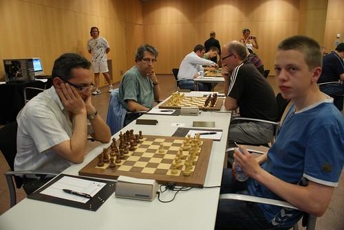 Rogvi Egilstoft Nielsen (FAI) vs Ruben Gallego (AND)