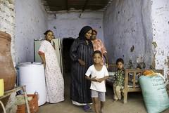 village nubien. famille (courregesg) Tags: africa famille girls portrait sahara river women village desert tribal oasis nil fille femmes egypte afrique jeune