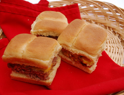Sliders trio