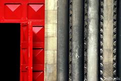 Contrasts (StellaStyles) Tags: ireland dublin church architecture perspective eire chiesa architettura dublino irlanda prospettiva stannschurch